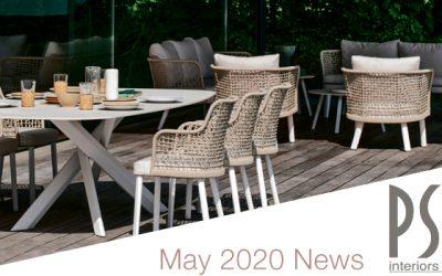 May 2020 News